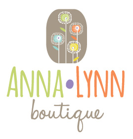 AnnaLynn Boutique logo design