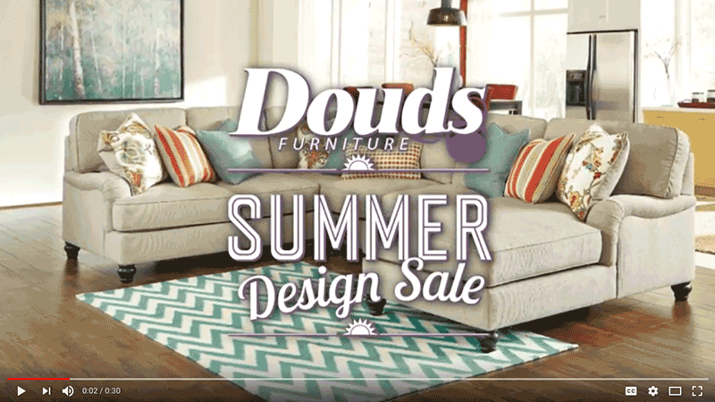Douds tv commercial