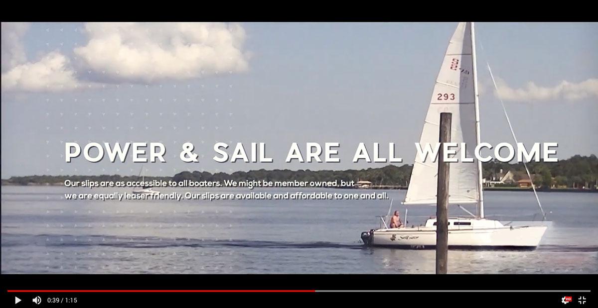 Bowleys Marina Promotional Video